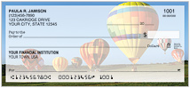 Hot Air Balloons Checks