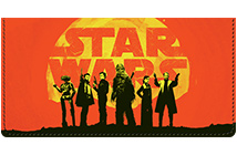 Solo: A Star Wars Story™ Leather Cover