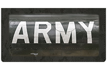 Army Leather Cover