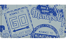 Vintage Monopoly™ Leather Cover