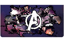 Marvel's Avengers: Infinity War Leather Cover