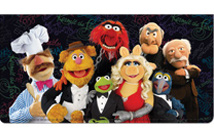 Muppets Leather Cover