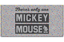 Mickey The One & Only Leather Cover