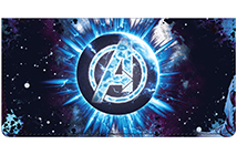 Marvel Avengers: Endgame™ Leather Cover