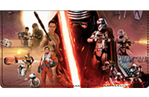 Star Wars™: The Force Awakens Leather Cover