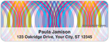 Designs by Shan™ Electric Spectrum Address Labels