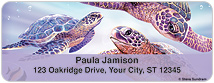 Steve Sundram Sea Turtles Address Labels