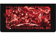 Avengers Assemble™ Leather Cover